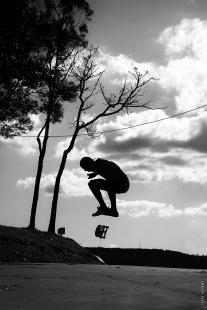 Wiverson Kickflip @ Cisco Plaza 2014 © Lucas Adriano