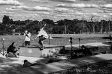 Wiverson Miranda Bs Nosegrind Nollie BS out @ Cisco Plaza © Lucas Adriano 2014