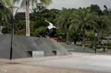 Thyago Ribeiro, B/s TailSlide na China
