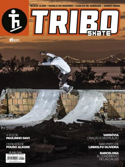 Capa Tribo: Mestre JM by Adriano Rebelo