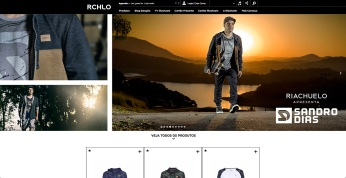 Website Riachuelo